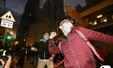 설날 밤 홍콩 시위 '경고 사격'에 긴장 고조