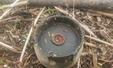 장마철 파로호 상류서 발견된 발목지뢰