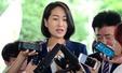 김수민 의원, 두 번째 영장실질심사 출석