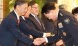 우병우 민정수석과 이철성 경찰청장