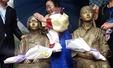 중국에 첫 위안부 소녀상 건립