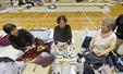 돗토리현 강진후 1천5백명 피난소 생활