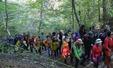 국립공원 망치는 '북새통 탐방'