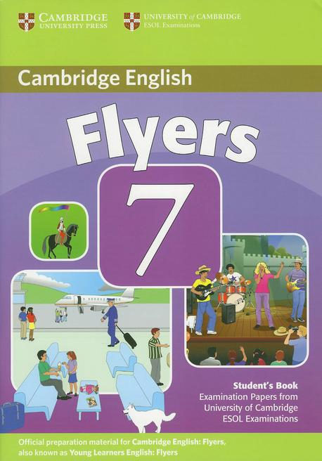 Cambridge Young Learners English Tests 7 Flyers Student's Book