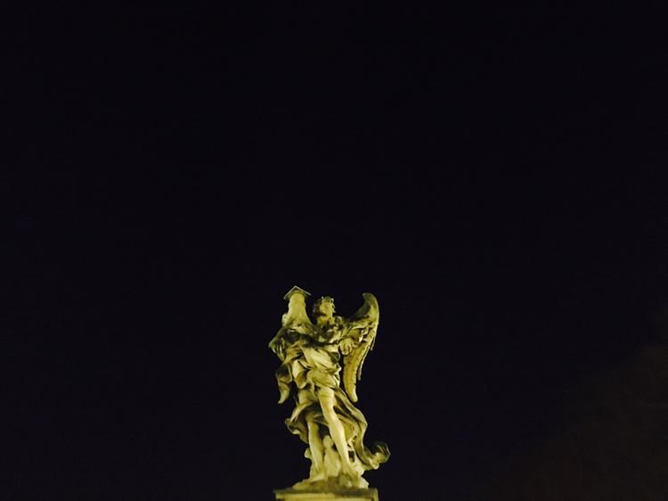 로마, 로망스 / Ep. 02 - [밤하늘을 유영하는 천사...