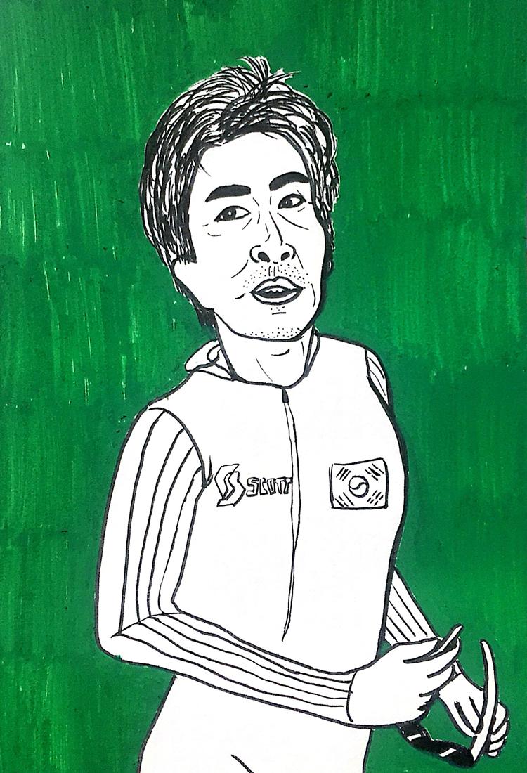 이승훈선수 - 스피드 스케이팅 황제