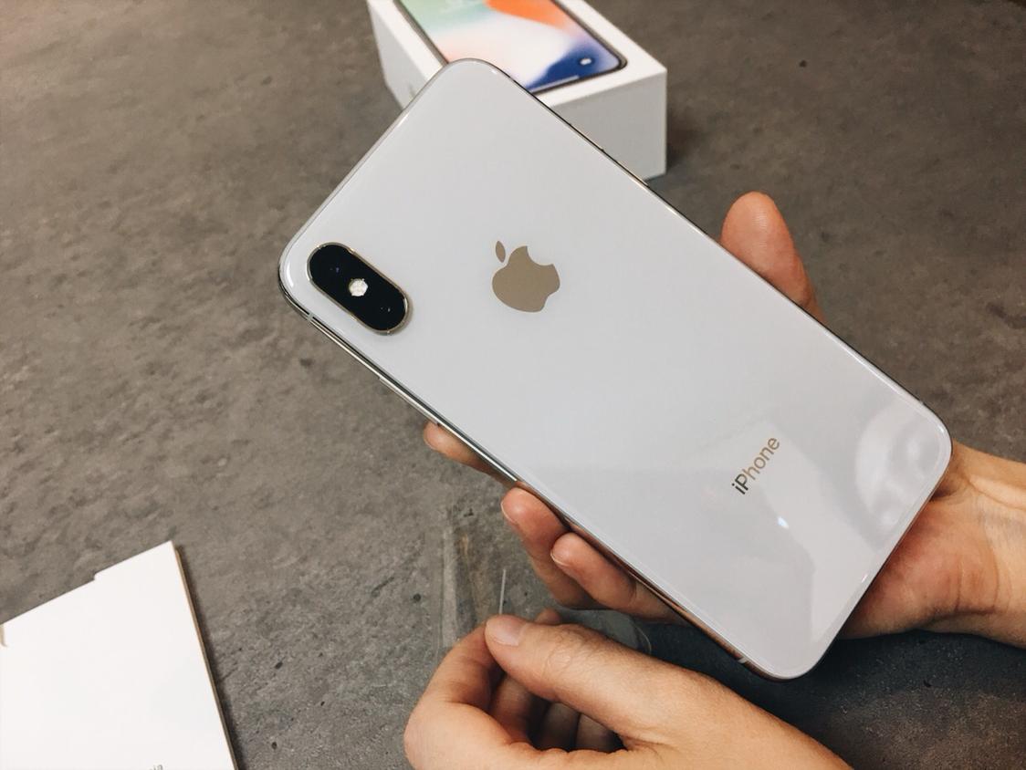 습관은 금방 바뀐다. (애플이라면) - 아이폰 X 1주...