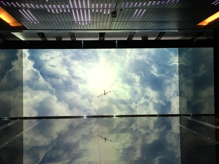 여기는 인천공항 제2여객터미널!