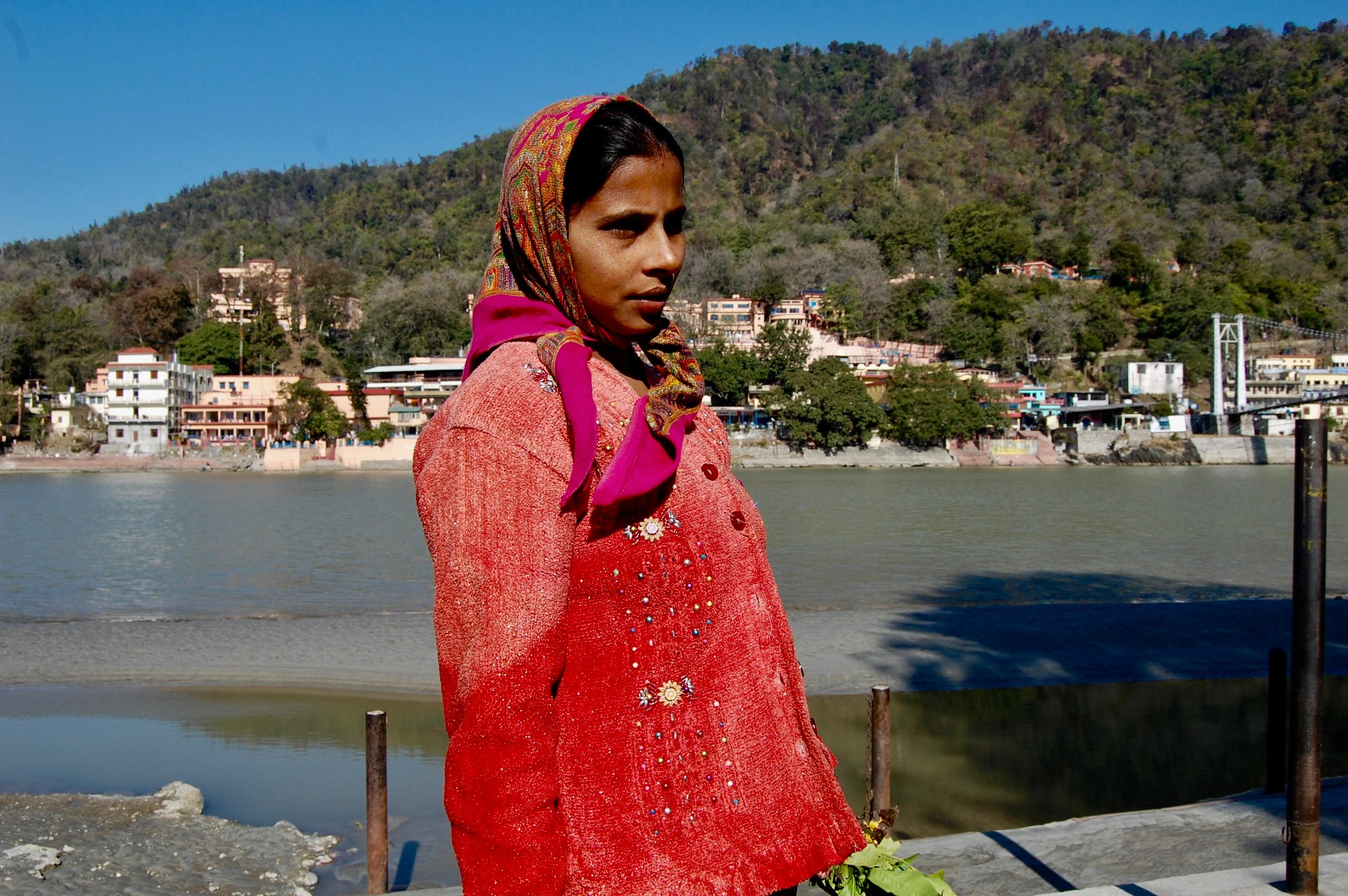 인도를 사랑한 여인들 - 빈자의 어머니와 이미지