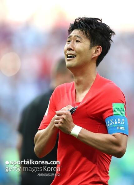 2018 러시아 월드컵 대한민국 vs 독일 - 한국축구...