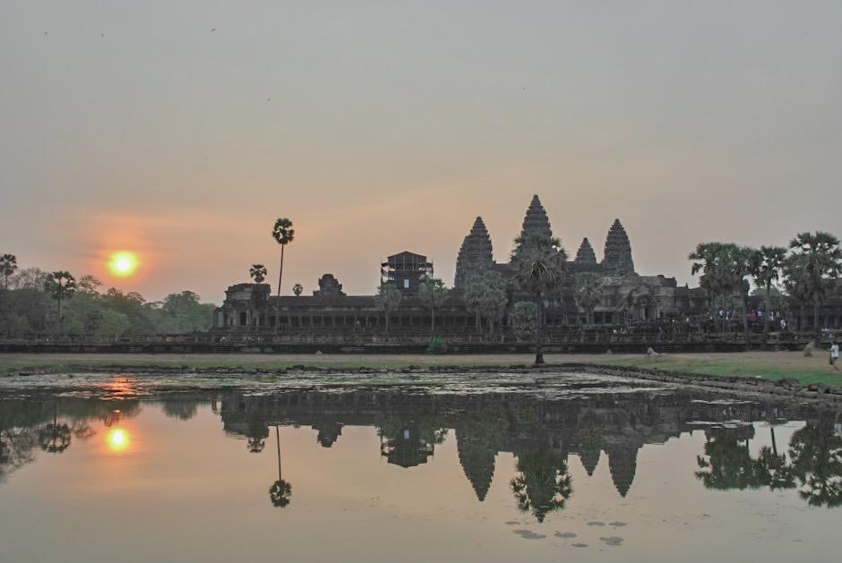 혼자 떠난 여행 – 캄보디아 씨엠립 - 오랜 버킷리...