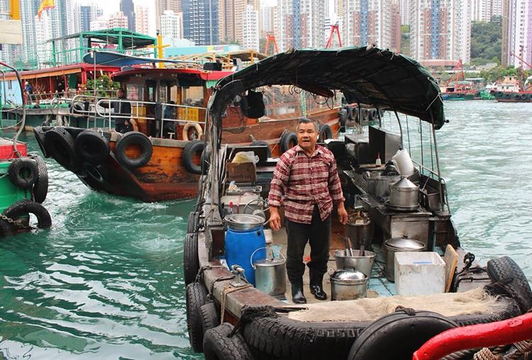 삼판 - 홍콩의 작은 섬들