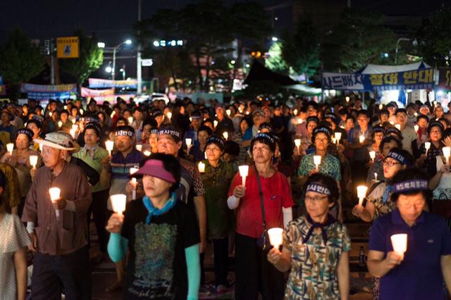 동아시아 대전 시대의 최전선, 성주를 위하여