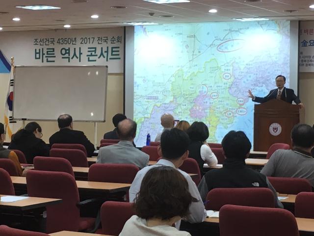 사필귀정 콘서트 - 미사협, 충북대 개신문화관