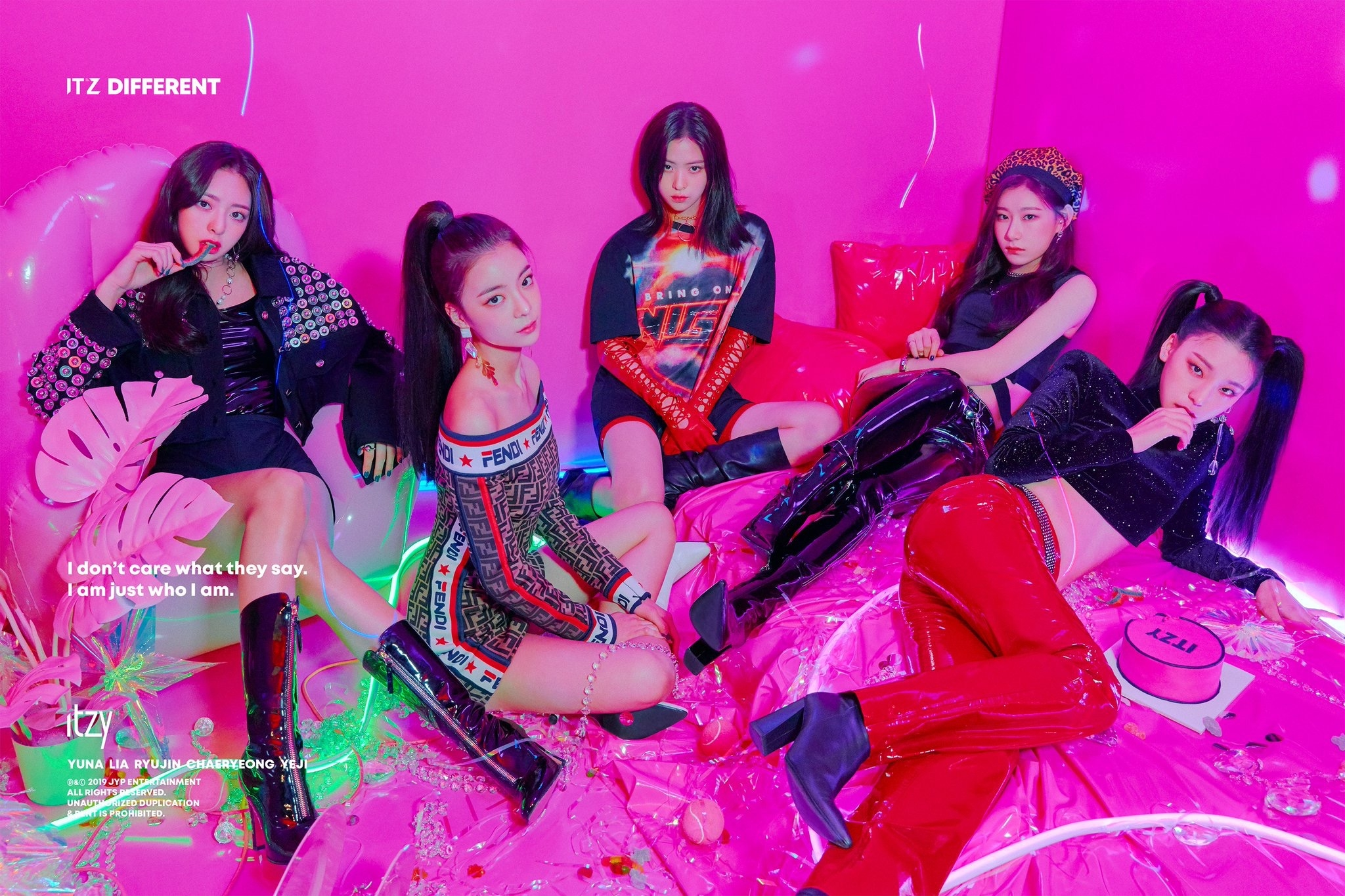[IT'z Different] - ITZY (있지)