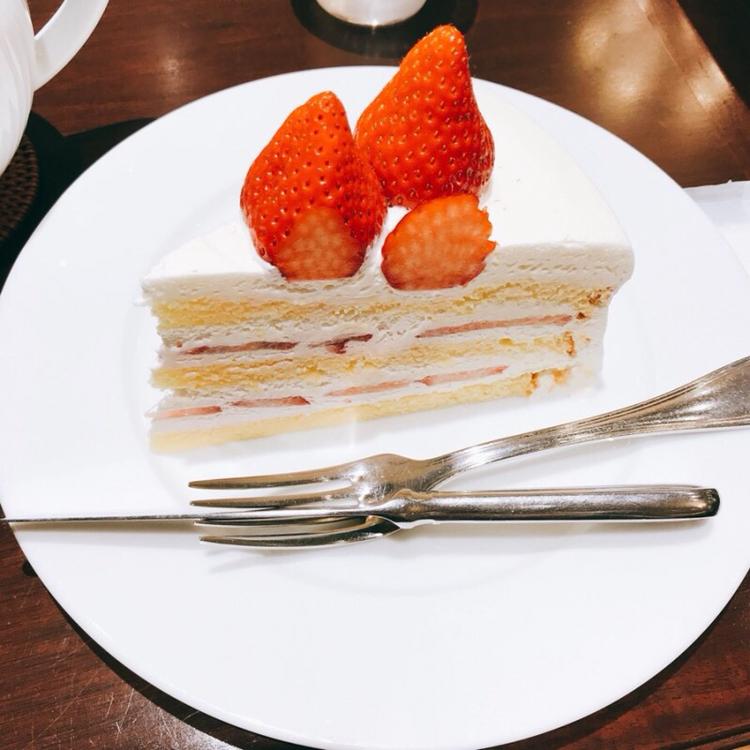 세상에서 가장 맛있는 스트로베리 쇼트케이크 - 아...