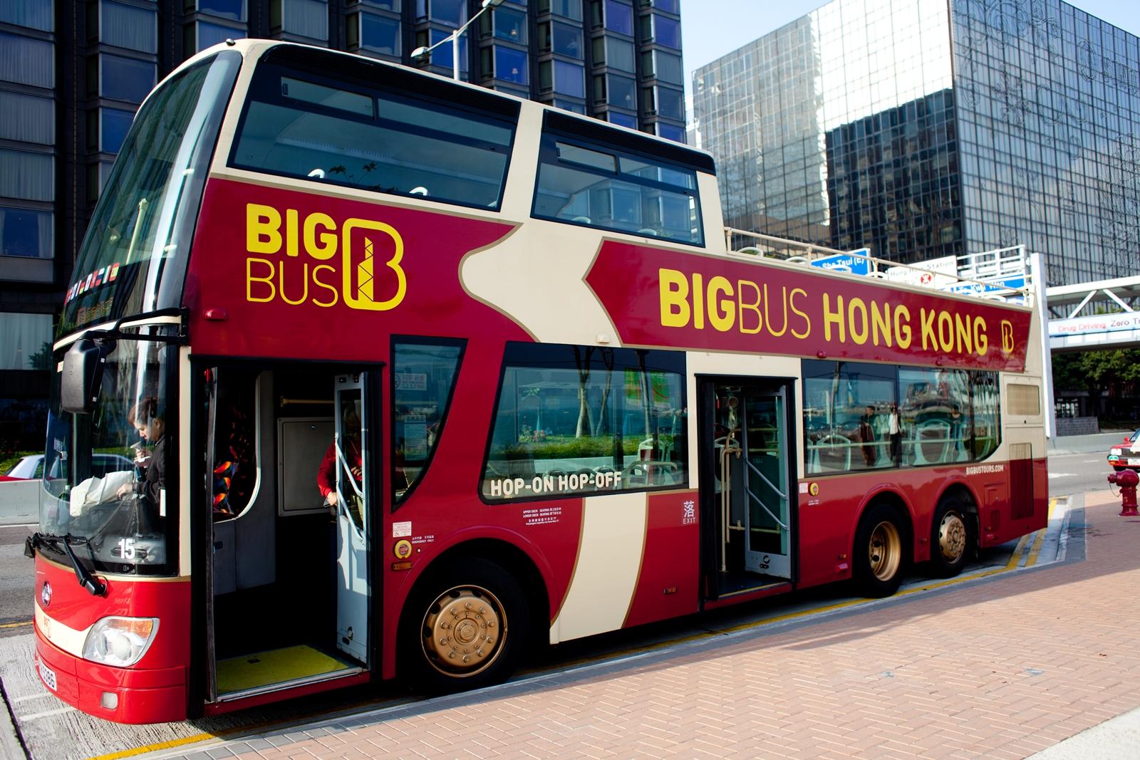 90일차 홍콩 빅버스 투어