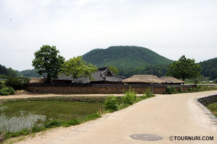 왕곡마을 - 旺谷