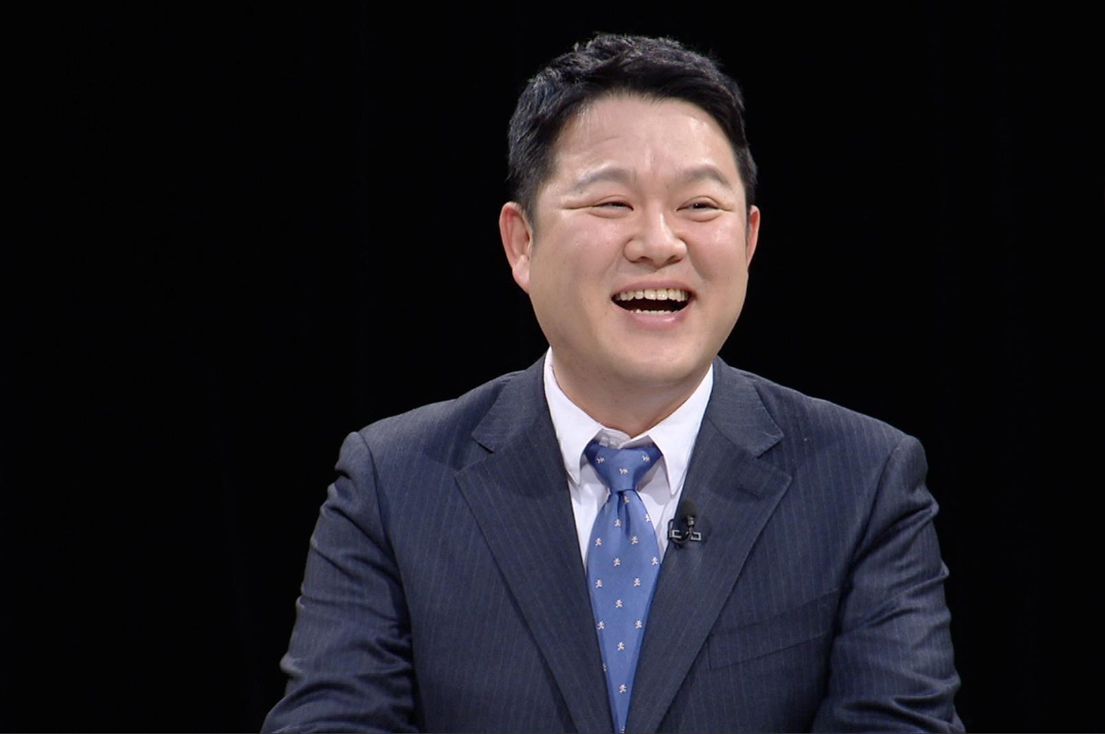 김구라를 좋아하는 이유 - 김구라의 <썰전>, 이덕...