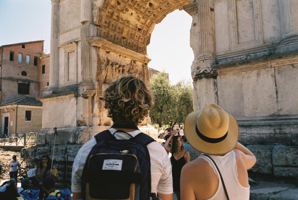 로마, 먼저 보아야 하는 도시 - 로마를 통해 만나...