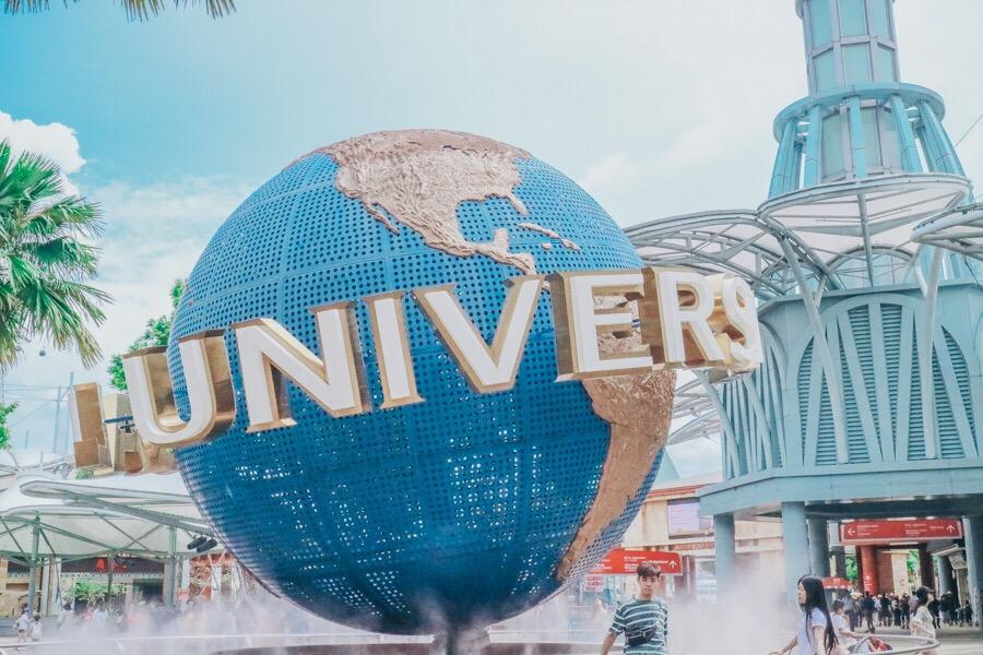 싱가폴 자유여행 #11 - 센토사 섬 한 바퀴 - 유니...