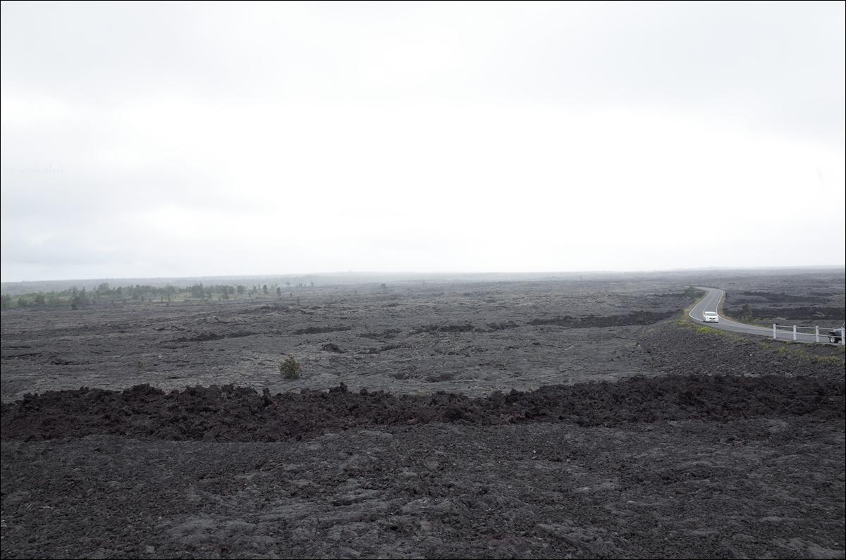 하와이 화산 국립공원 - 하와이 본섬, Hawaii Volc...