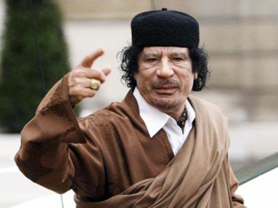 무아마르 카다피 최후의 날 - 리비아의 42년 독재...