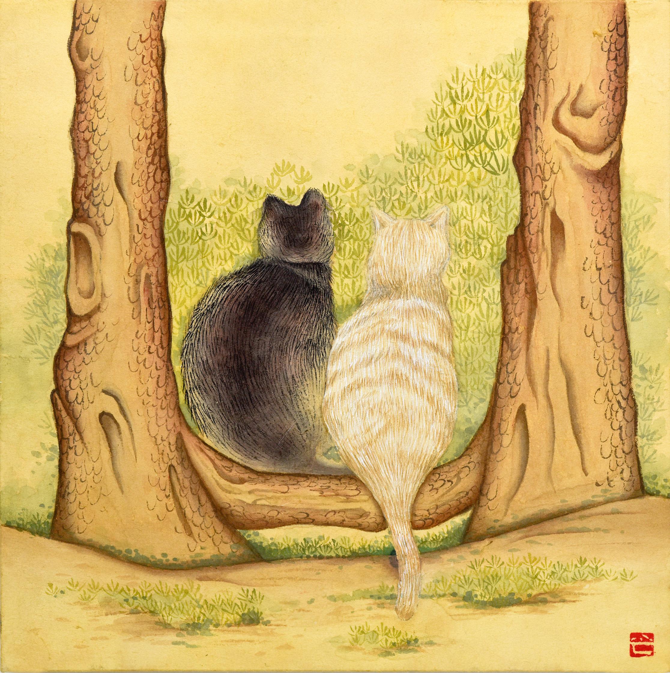 부부 삼나무처럼 살기 - 치유의 숲