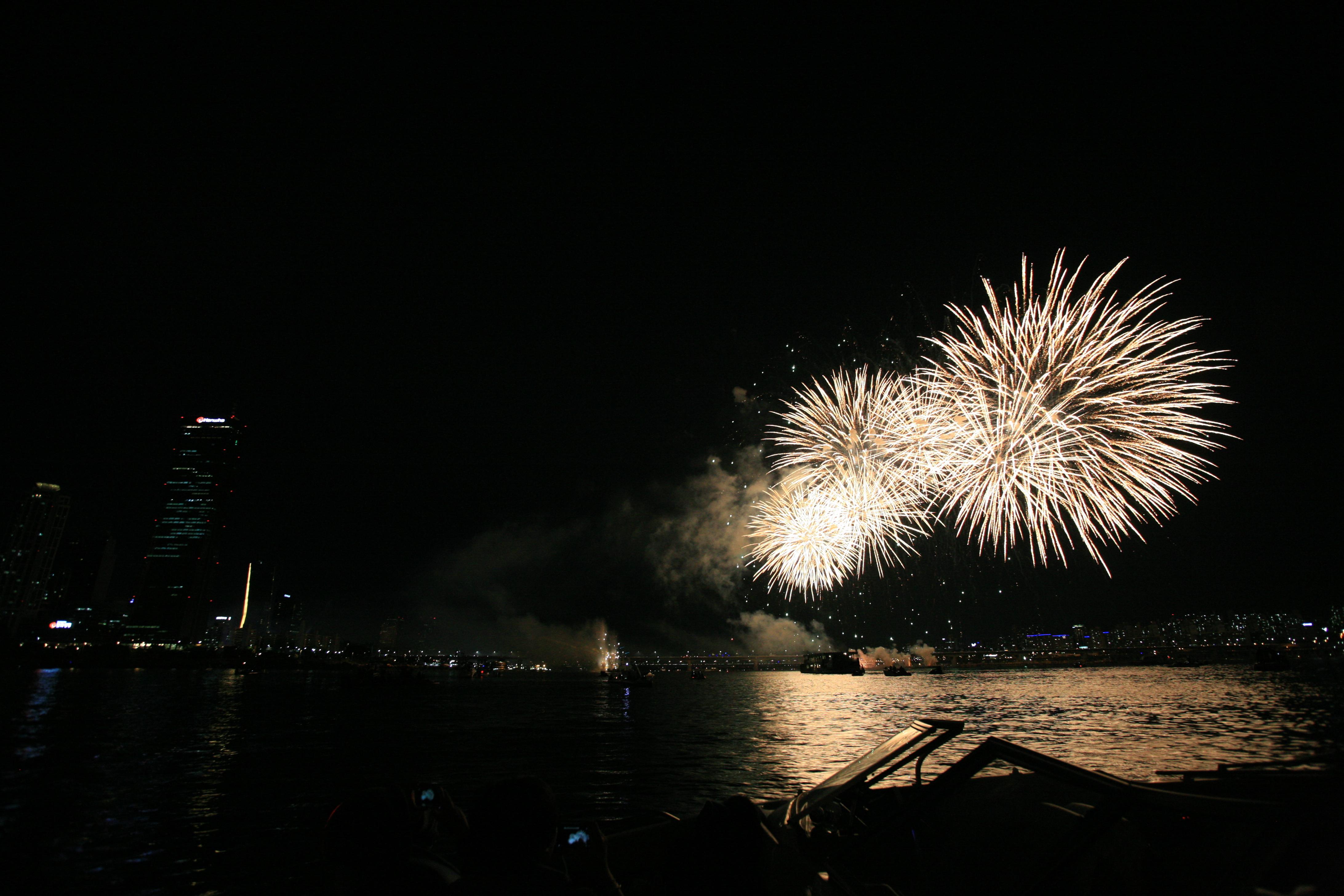 여의도 세계 불꽃축제 - 2007년 10월 13일 토요일