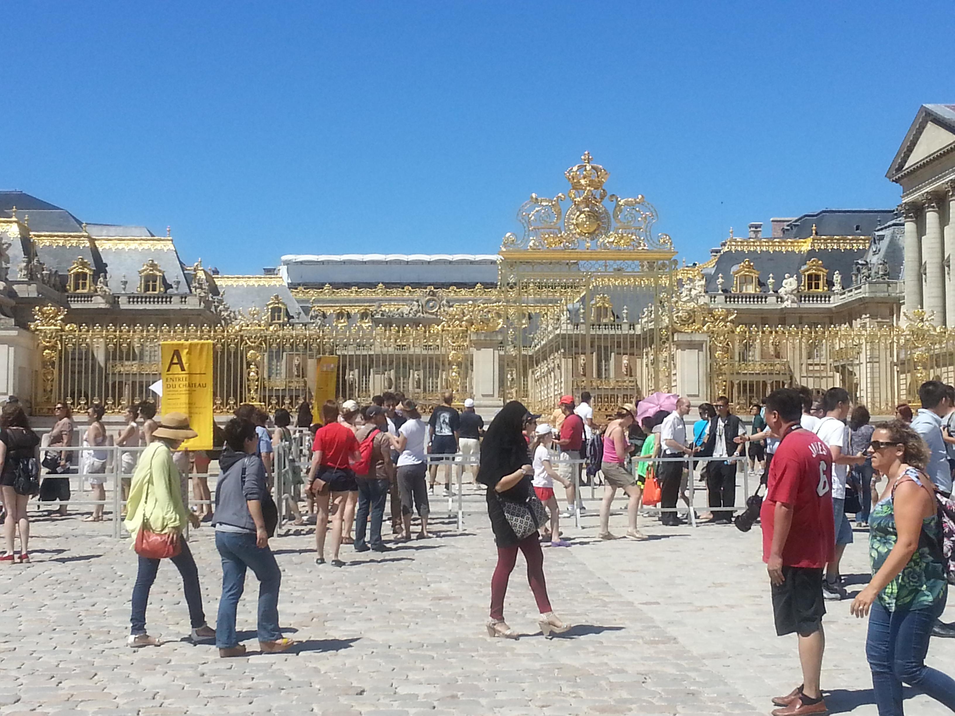 52. 베르사유 궁전 관광