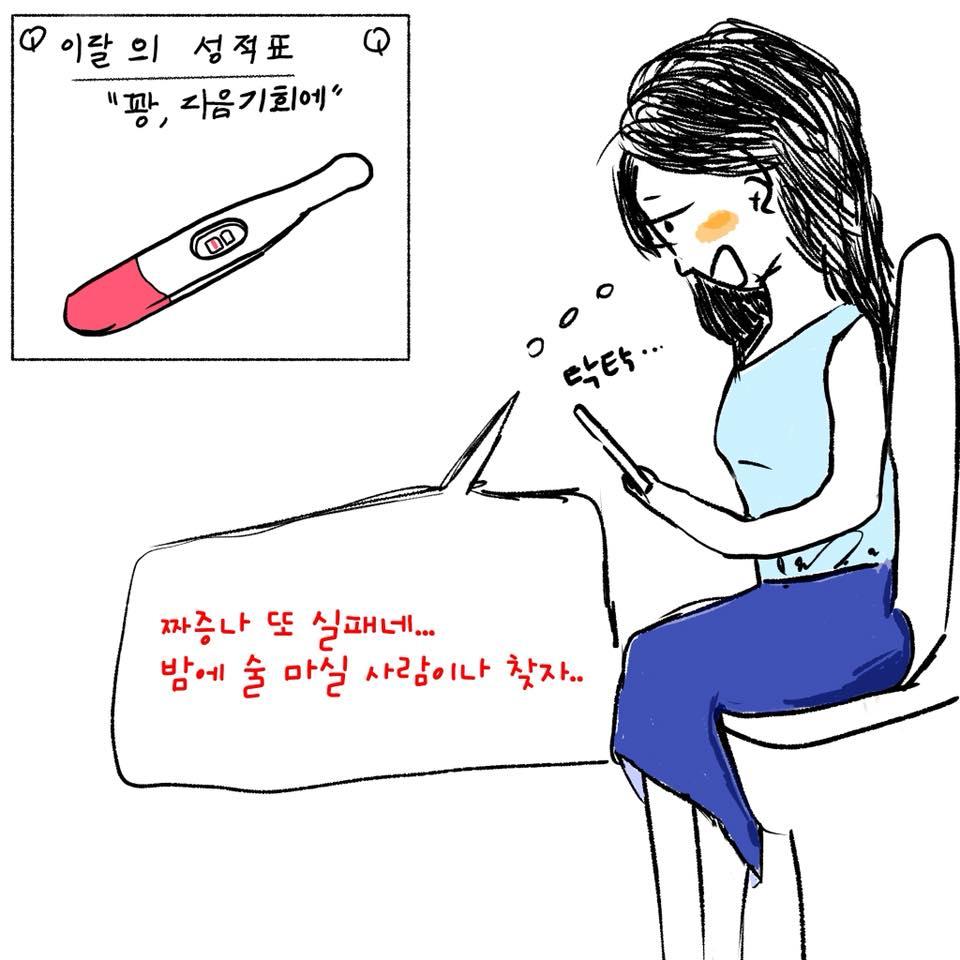 3. 임신을 포기했다 - 지긋지긋한 자연임신의 종결