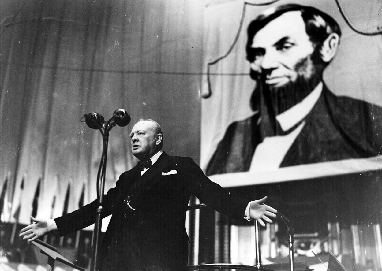 처칠이 말하는 훌륭한 연설의 조건 - 그리고 심상...