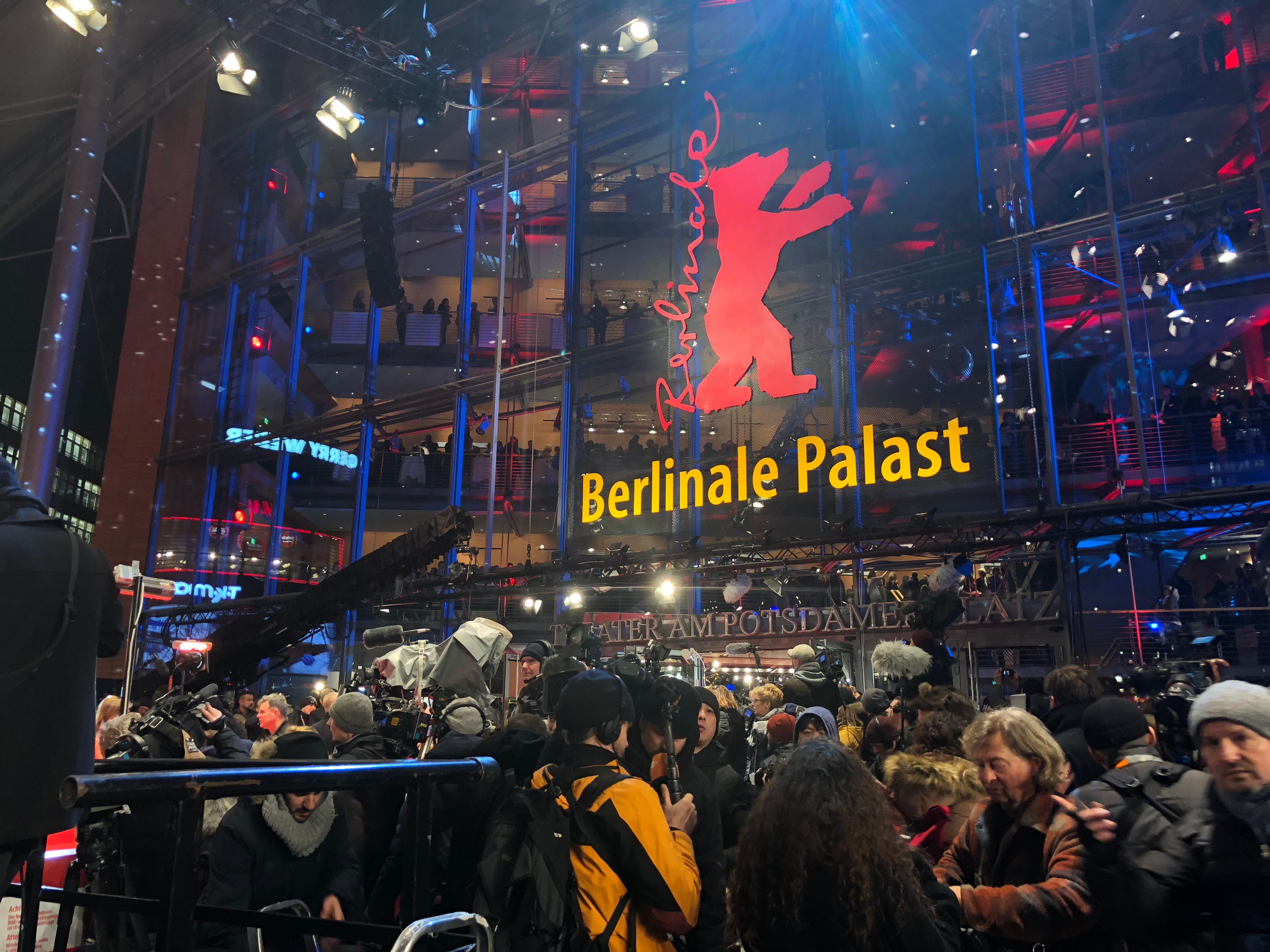 제 68회 베를린 국제 영화제 취재기 02 - 오프닝과...