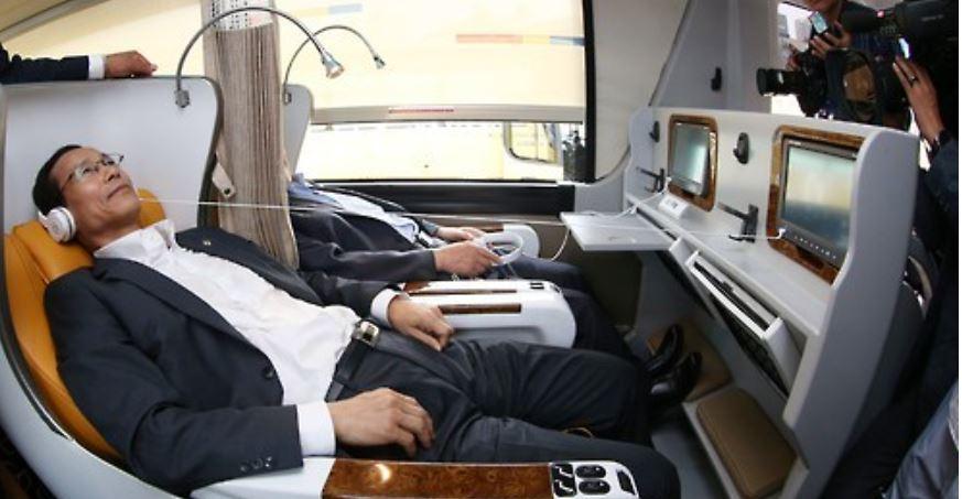 프리미엄 고속버스에서 엿보는 버스회사 경영전략