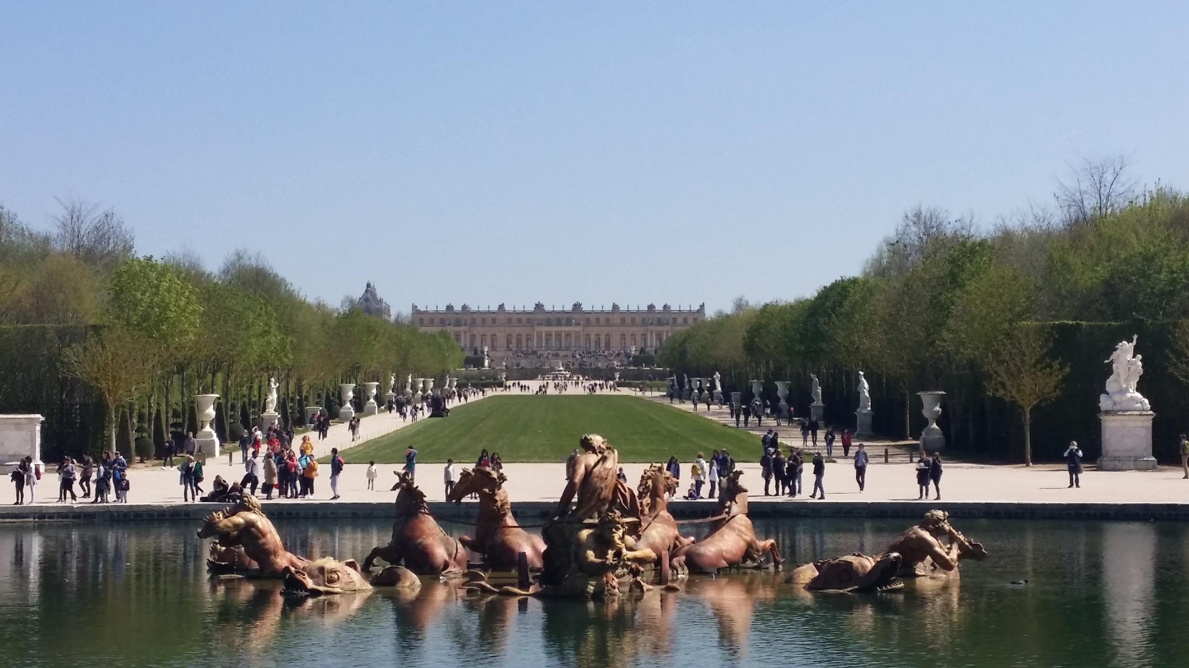 2. 프랑스 : 파리(4) - 프랑스의 절대왕정의 상징...