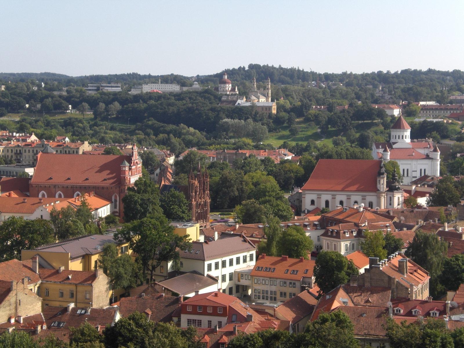 유럽여행기 30, 라트비아-리투아니아-폴란드 - Tra...
