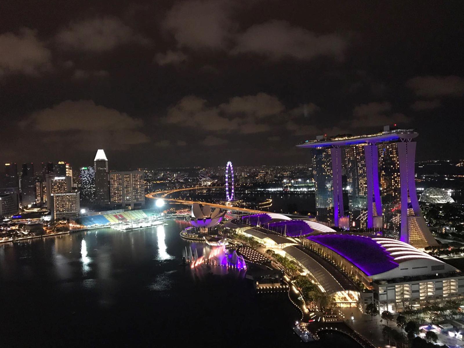 왜 싱가포르에서 일하고 싶어? - 사회적인 그리고 ...