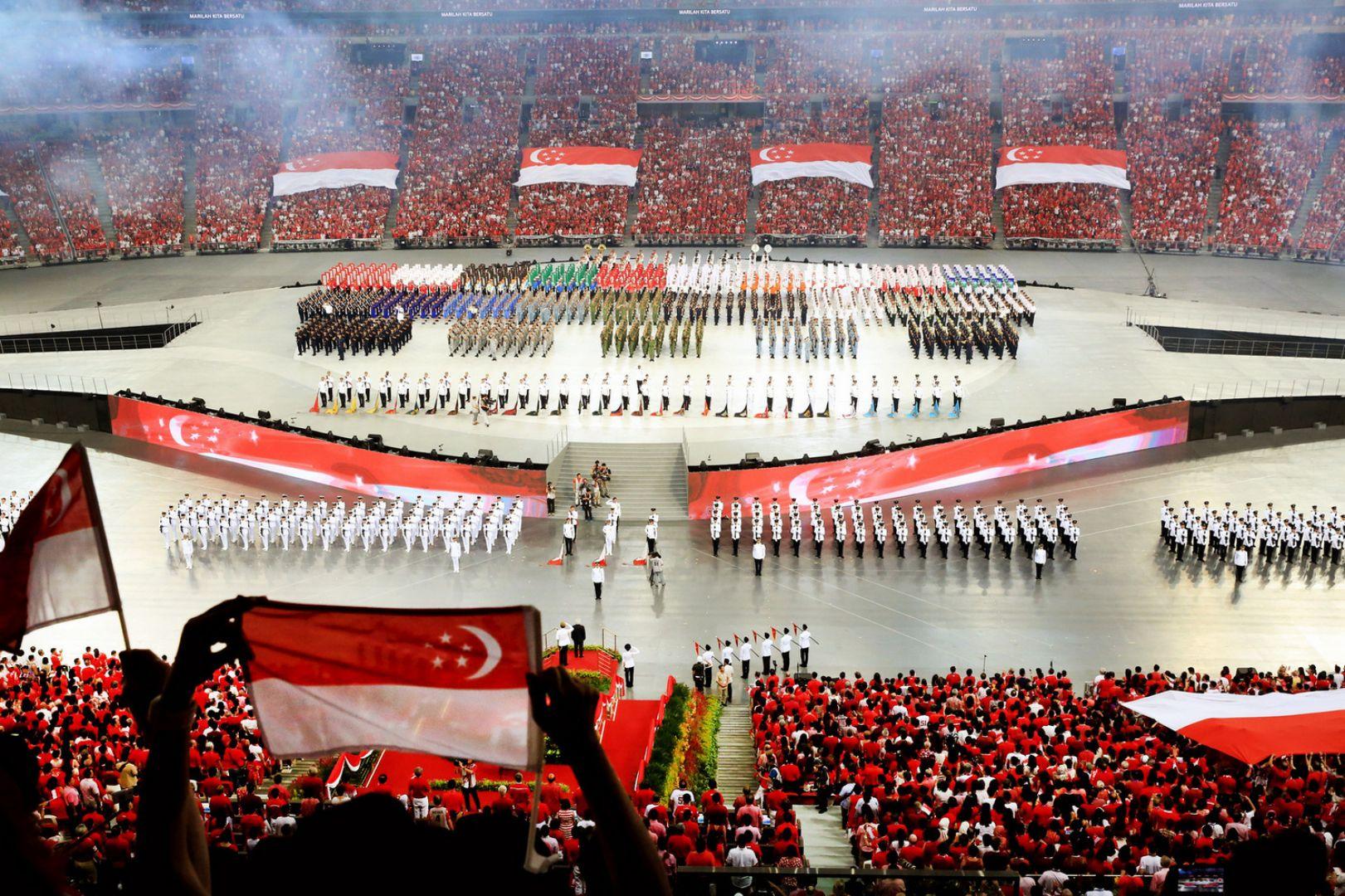 매년 8월, 싱가포르에서는 가장 큰 행사가 열린다!...