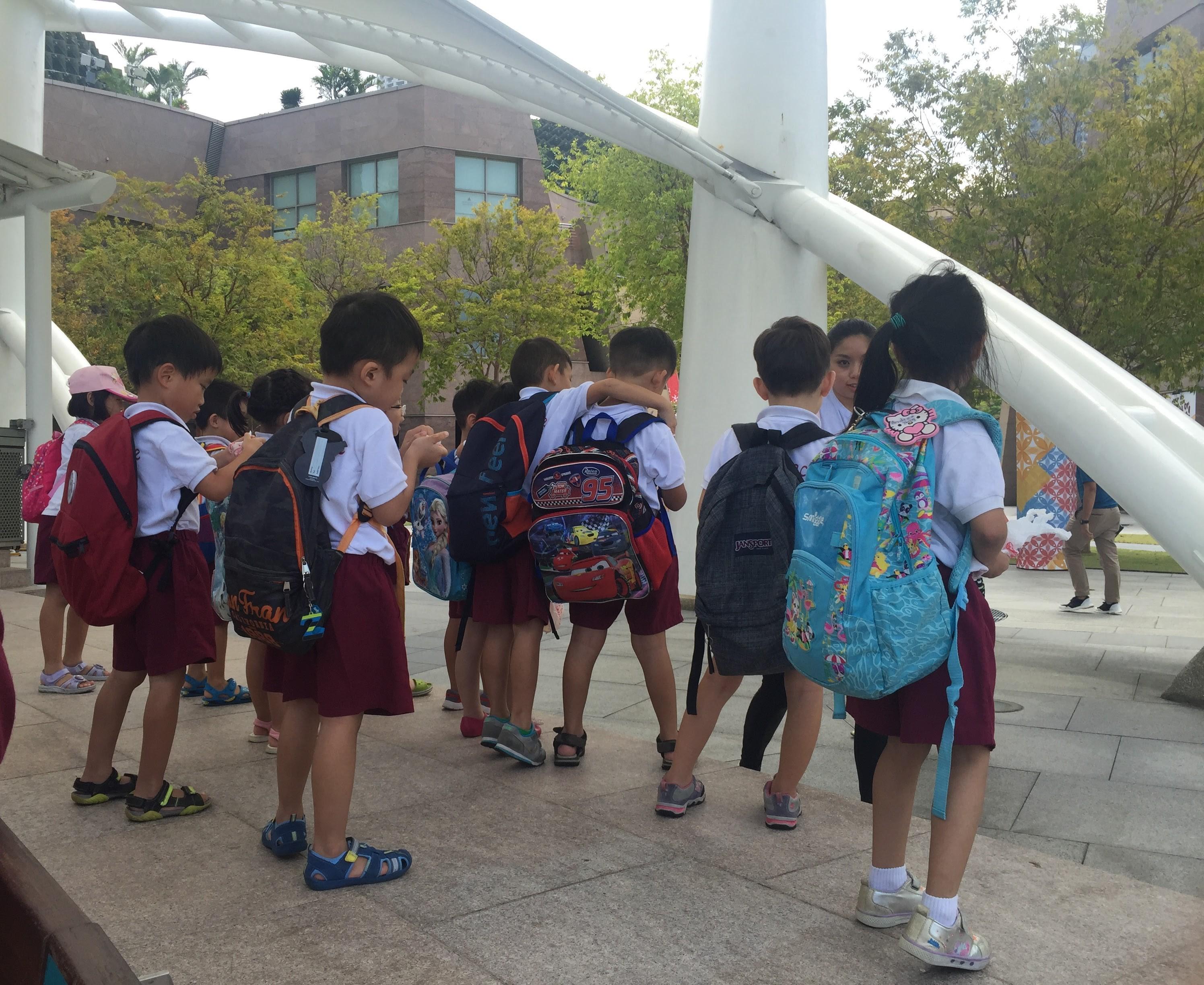 싱가포르 교육을 느낀 순간들 - Thinking Schools,...