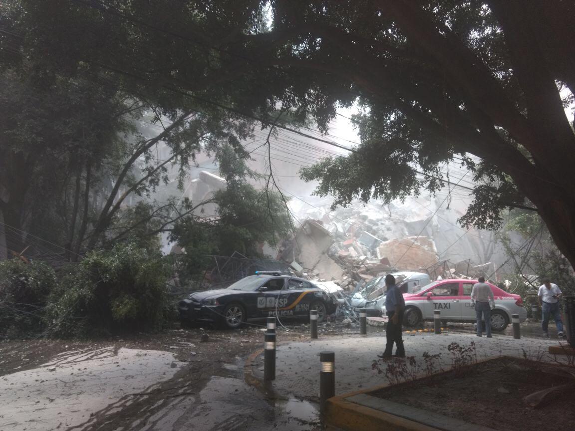 Pray for Mexico - *2017.09. 멕시코 지진 피해