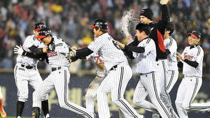 2016 프로야구 와일드카드 최종전 - 아 야구 몰라요.