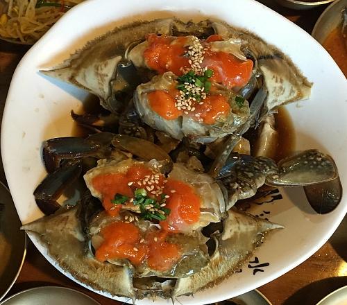 미쉐린 가이드에 소개된 간장게장 맛집 BEST 5 - ...