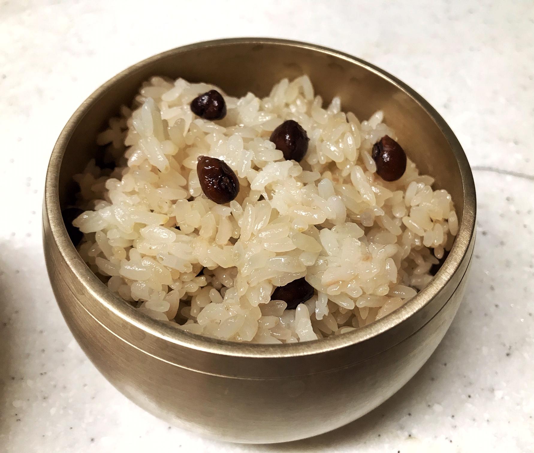 알알이 살아있는 찰밥 - 오곡밥이나 찰진밥을 안 ...