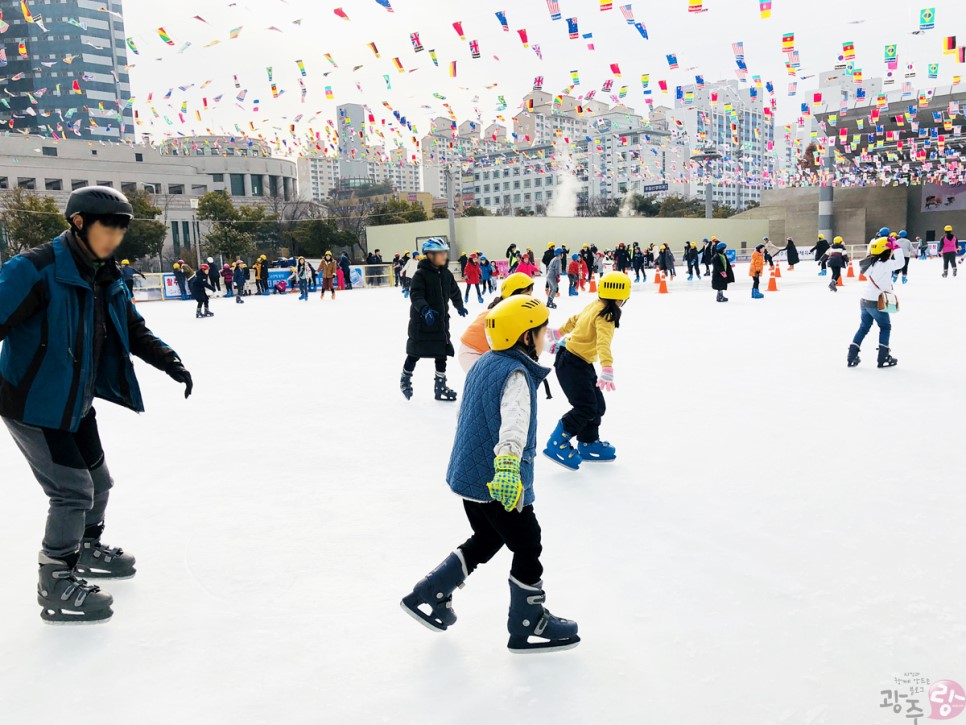 [Lifeplus] 겨울 방학 즐길거리, 스케이트장 6 - ...