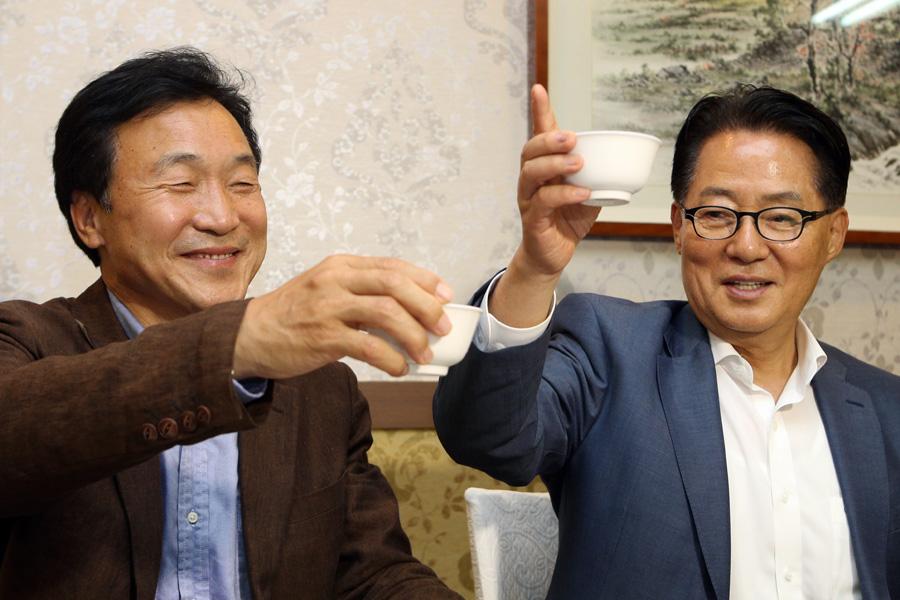 철새 손학규, 국민의당과 손잡더니 빈수레가 요란 ...