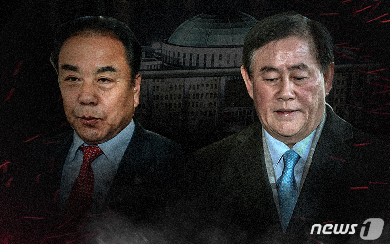 '뇌물커플' 최경환·이우현 의원, 구속여부는? - D...