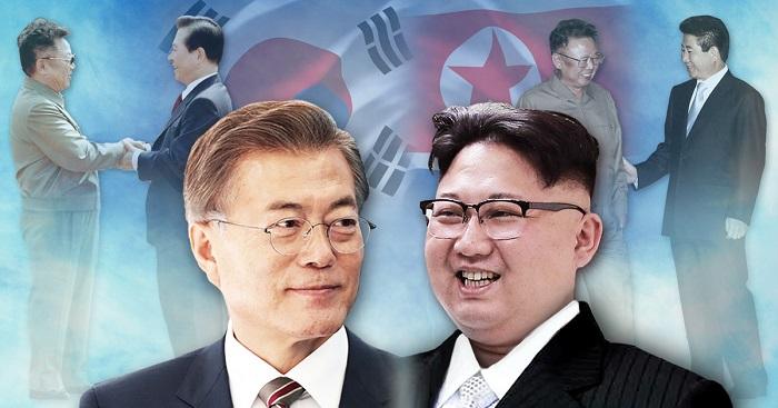 한반도에도 봄은 오는가 - 남북 정상회담 개최 합...