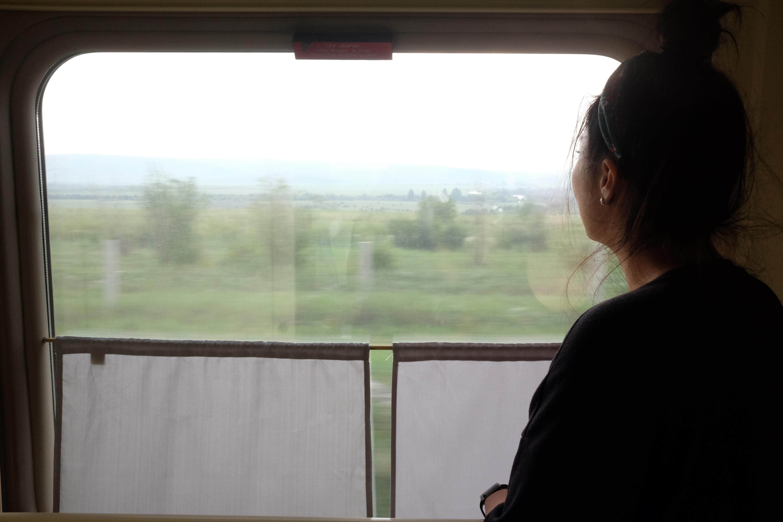 시간을 거꾸로 달리는 열차 - 러시아, 시베리아 횡...