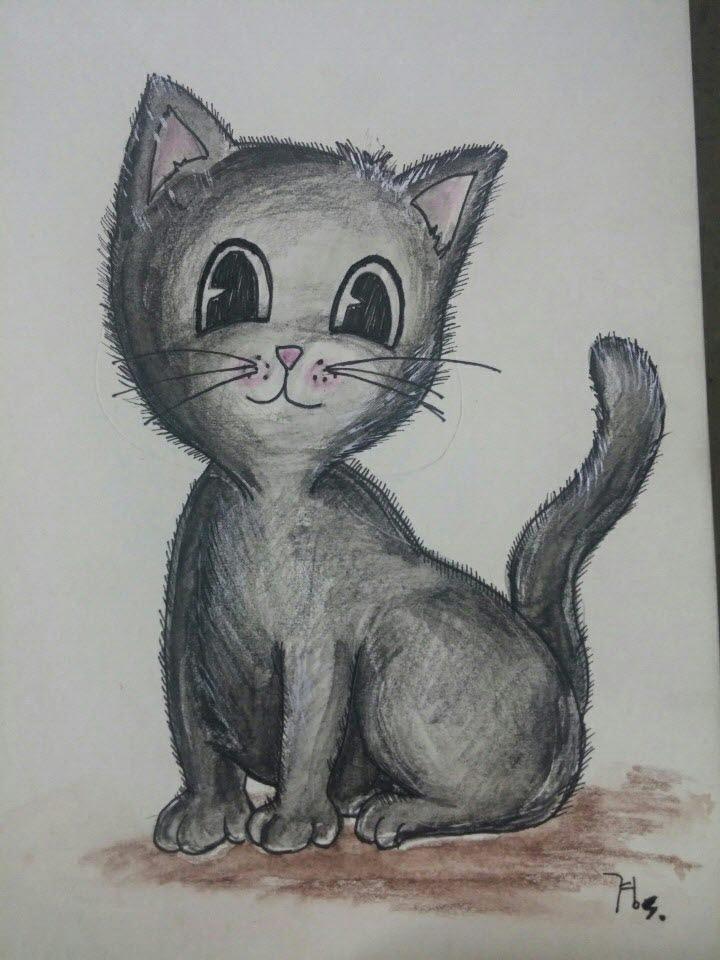 <고양이 책> #0. 글을 열며 - 그림-김경선