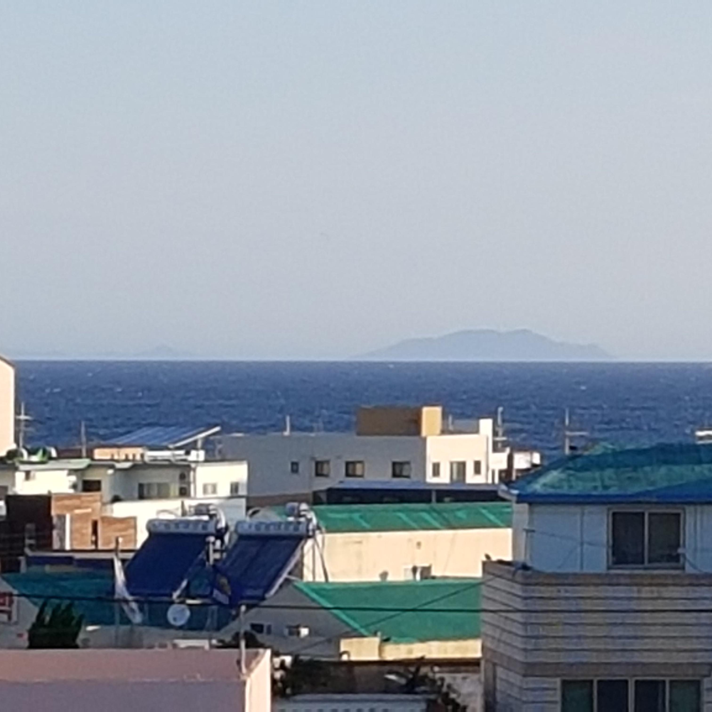 제주에서 보이는 낯선 섬들 - 여서도, 사수도, 관...